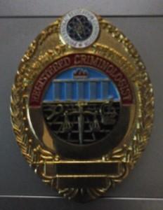 PCAP Badge